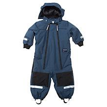 Buy Polarn O. Pyret Baby's Waterproof Overall, Blue Online at johnlewis.com
