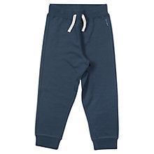 Buy Polarn O. Pyret Baby's Trousers, Navy Online at johnlewis.com