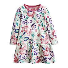 Buy Baby Joule Floral Bangle Dress, Multi Online at johnlewis.com