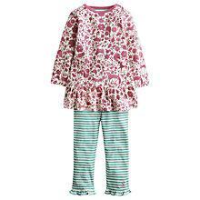 Buy Baby Joule Woodland Top & Leggings, Multi Online at johnlewis.com