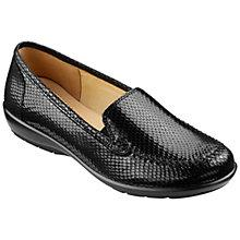 Buy Hotter Made in England Jazz Leather Shoes Online at johnlewis.com