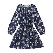 Buy Jigsaw Junior Girls' Floral Print Dress Online at johnlewis.com