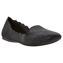 Buy Steve Madden City Glam Leather Loafer Pumps Online at johnlewis.com