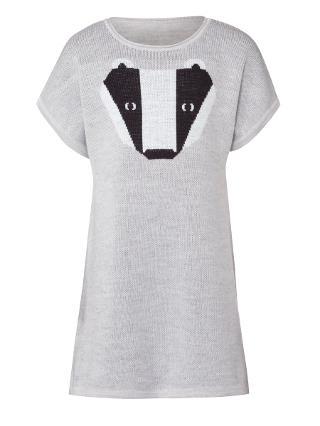Buy Donna Wilson for John Lewis Badger Dress, Grey Online at johnlewis.com