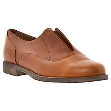 Buy Dune Larkun Leather Loafers Online at johnlewis.com
