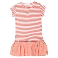 Buy Mango Kids Girls' Tulle Skirt Stripe Dress Online at johnlewis.com
