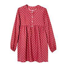 Buy Mango Kids Girls' Polka Dot Dress Online at johnlewis.com