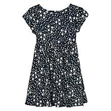 Buy Mango Kids Girls' Short Sleeve Star Print Dress Online at johnlewis.com