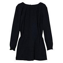 Buy Mango Kids Girls' Elasticated Edges Dress Online at johnlewis.com