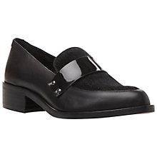 Buy Bertie Lannister Leather Pointed Toe Penny Loafers Online at johnlewis.com