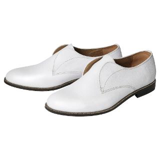 Buy H by Hudson Charlie May Leather Shoes Online at johnlewis.com