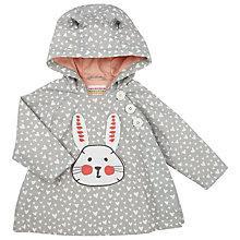 Buy John Lewis Bunny Face Mac, Grey Online at johnlewis.com
