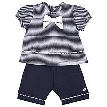 Buy Emile et Rose Elora Bow Top and Trousers Online at johnlewis.com