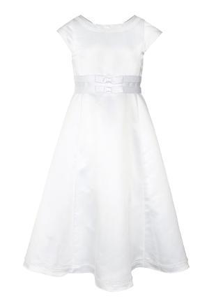 Buy John Lewis Girl Communion Dress, White Online at johnlewis.com