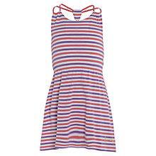 Buy Animal Girls' Leena Stripe Dress, Pink Online at johnlewis.com