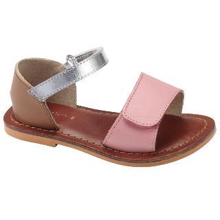 Buy John Lewis Penny Metallic Sandals Online at johnlewis.com