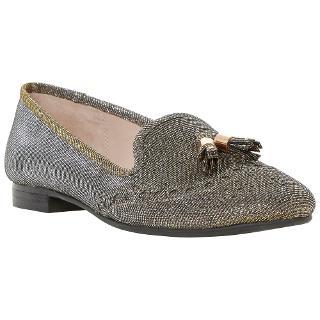 Buy Dune Loki Flat Tasseled Loafers Online at johnlewis.com