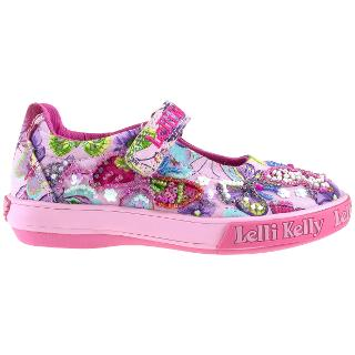 Buy Lelli Kelly Maisie Dolly Shoes, Pink/Multi Online at johnlewis.com