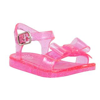 Buy Lelli Kelly Fiocco Jelly Sandals, Fuschia Online at johnlewis.com