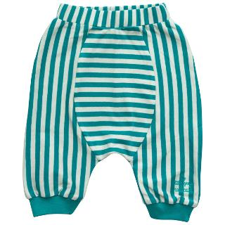 Buy Little Green Radicals Stripe Jelly Bean Joggers Online at johnlewis.com