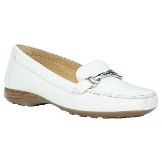 Buy Geox Euro Leather Loafers Online at johnlewis.com