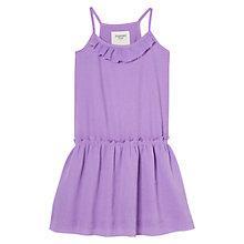 Buy Mango Kids Girls' Ruffled Rib Dress Online at johnlewis.com