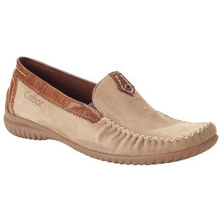 Buy Gabor California Wide-Fit Casual Nubuck Loafers Online at johnlewis.com