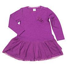 Buy Polarn O. Pyret Girls' Tulle & Flower Dress Online at johnlewis.com