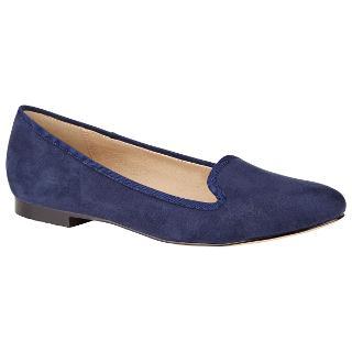 Buy John Lewis Guava Flat Heeled Slip On Loafers Online at johnlewis.com