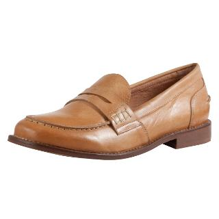 Buy Collection WEEKEND by John Lewis Lille Leather Loafers Online at johnlewis.com