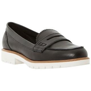 Buy Dune Gleat Leather Loafers Online at johnlewis.com