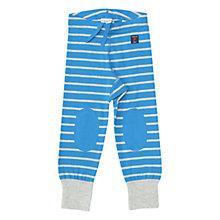 Buy Polarn O. Pyret Baby's Striped Leggings Online at johnlewis.com