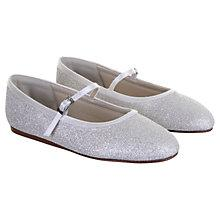 Buy Rainbow Club Darbi Bridesmaid Shoes, Ivory Online at johnlewis.com