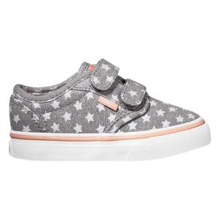Buy Vans Atwood Canvas Stars Trainers, Grey Online at johnlewis.com