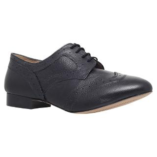 Buy Miss KG Melody Leather Brogues, Black Online at johnlewis.com