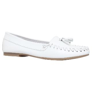 Buy Miss KG Nixon Leather Loafers Online at johnlewis.com