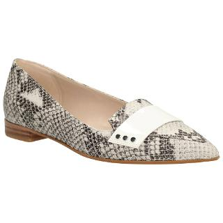 Buy Clarks Gino Fudge Pointed Loafers Online at johnlewis.com