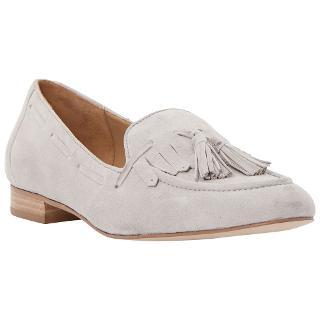 Buy Dune Luda Suede Tassel Loafers Online at johnlewis.com
