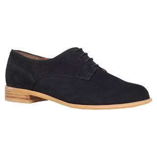 Buy Carvela Little Leather Brogues, Black Online at johnlewis.com