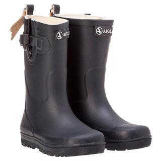 Buy Aigle Children's Woodypop Wellington Boots Online at johnlewis.com