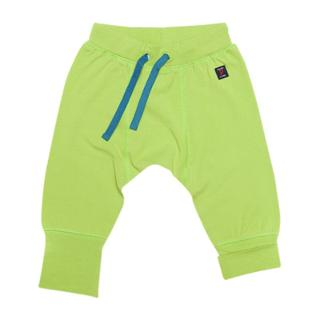 Buy Polarn O. Pyret Baby Cotton Joggers, Light Green Online at johnlewis.com