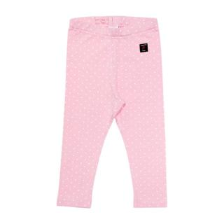 Buy Polarn O. Pyret Baby Polka Dot Leggings, Pink Online at johnlewis.com
