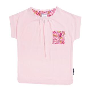 Buy Polarn O. Pyret Baby Pocket T-Shirt, Pink Online at johnlewis.com