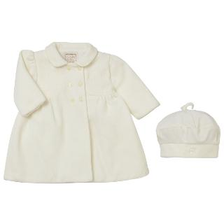 Buy Emile et Rose Farrah Velour Jacket And Hat Set Online at johnlewis.com