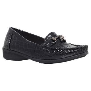 Buy Carvela Lance Croc Print Loafers Online at johnlewis.com
