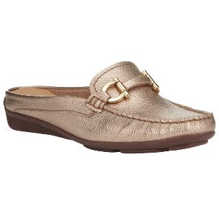 Buy John Lewis Vienna Leather Low Heeled Loafers Online at johnlewis.com