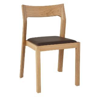 Buy Matthew Hilton for Case Profile Dining Chair, Oak Online at johnlewis.com