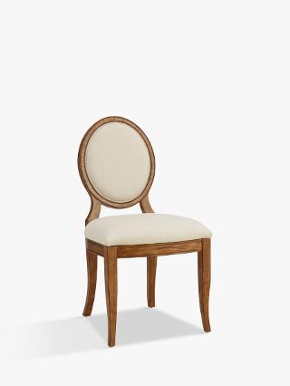 Buy John Lewis Hemingway Dining Chair, Cream Online at johnlewis.com