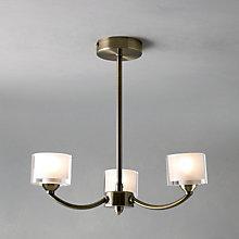 Buy John Lewis Paige Ceiling Light, 3 Arm Online at johnlewis.com
