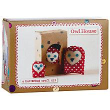 Buy Buttonbag Red Owl House Family Online at johnlewis.com